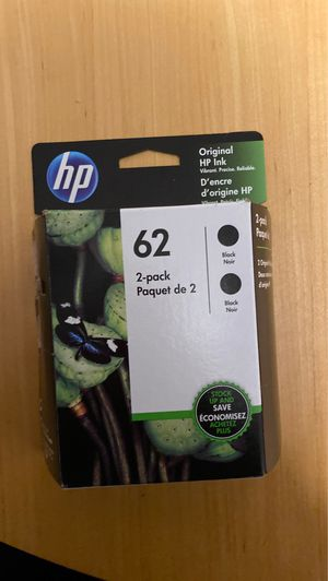 INK FOR HP PRINTER(BLACK) DOUBLE PACK for Sale in Stone Mountain, GA