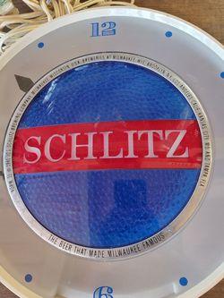 Schlitz Clock, 1961. for Sale in Visalia,  CA