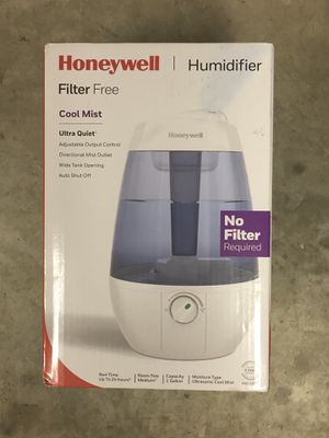 Honeywell Cool Mist Ultrasonic Humidifier for Sale in Charlotte, NC