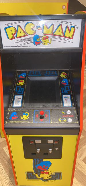 Pac-Man arcade game real life size for Sale in New York, NY