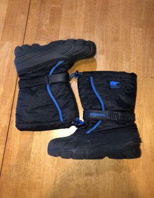 Sorel kids winter snow boots for Sale in Ada, MI