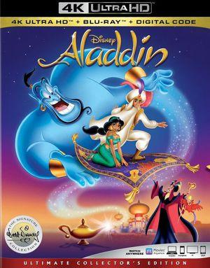 Aladdin Animated 4K UHD Digital Movie Copy for Sale in Fort Worth, TX