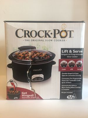 Crock Pot Slow Cooker for Sale in East Stroudsburg, PA