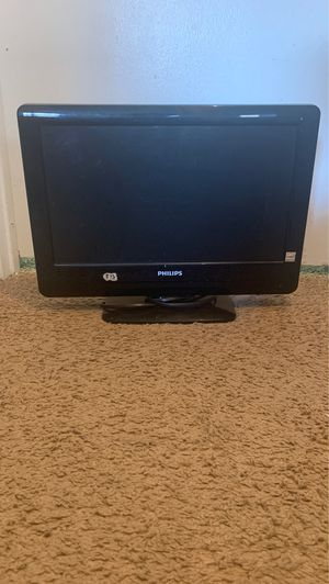 19 inch Phillips TV!!! for Sale in Baton Rouge, LA