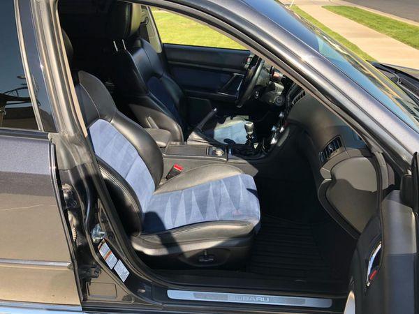 2007 Subaru Legacy Spec B