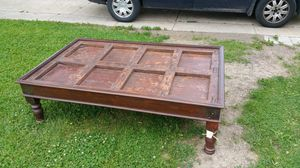 New antique door coffee table for Sale in Franklin Park, IL