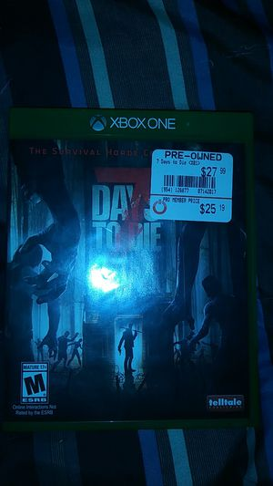 7 Days To Die - For Xbox One for Sale in Stow, MA