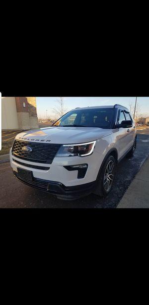 2018 Ford Explorer SPORT for Sale in Dearborn, MI