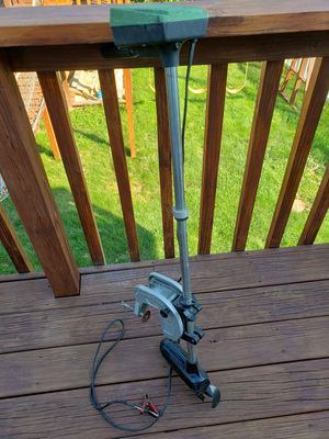 Shakespeare Wondertroll 606 Vintage Trolling Motor 6 Or 12 Volt for Sale in Chambersburg, PA