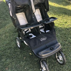 Baby Jogger City Classic Double Stroller for Sale in San Marino, CA