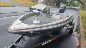 Please vote 97 Outboard Motor 85 horsepower for Sale in Yardley, PA