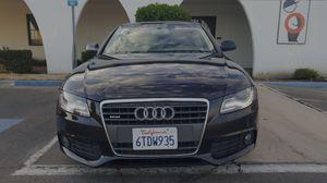 2010 AUDI A4 QUATTRO PRESTIGE 2.0T for Sale in Fresno, CA