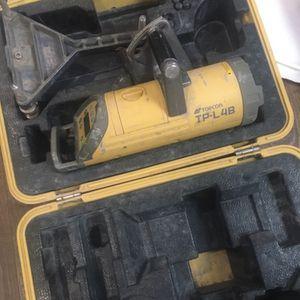 Topcon pipe Laser for Sale in Opa-locka, FL