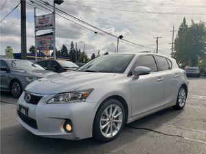 2011 Lexus CT 200h for Sale in Everett, WA