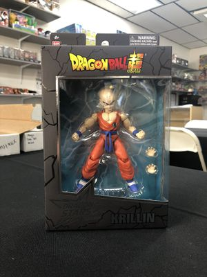 Bandai Dragon Ball Z Dragon Stars Krillen Wave 14 for Sale in Los Angeles, CA