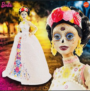 Barbie Dia De Muertos 2020 Doll for Sale in Lauderhill, FL