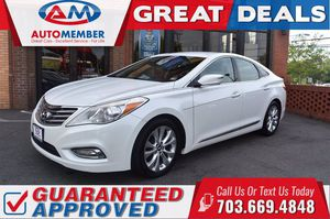 2012 Hyundai Azera for Sale in Leesburg, VA