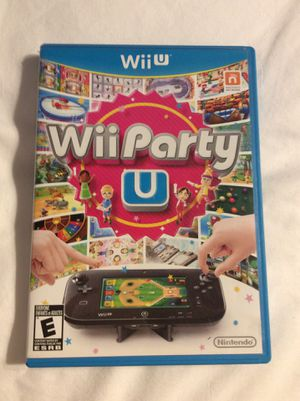 Wii U Party Video Game for Sale in Downers Grove, IL