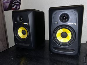 Rokit powered 5 Monitor Speakers for Sale in Las Vegas, NV
