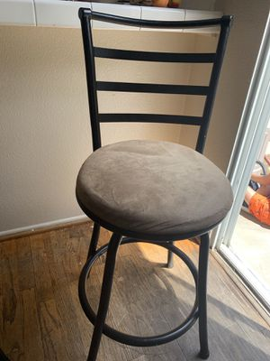 Bar stool set of 3 for Sale in Chino Hills, CA