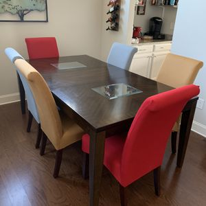 Dining Table With Chairs for Sale in Canton, GA