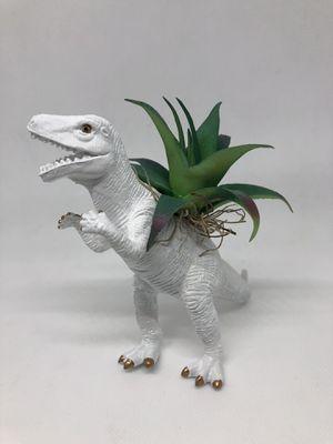 Handmade Dinosaur T-Rex Faux Succulents for Sale in Shepherdstown, WV
