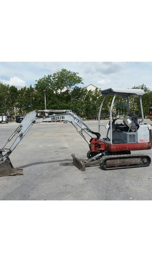 Mini Excavator for Sale in St. Petersburg, FL