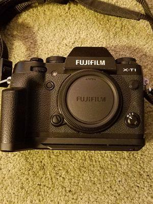 Fujifilm X-T1 digital mirrorless camera for Sale in Olympia, WA