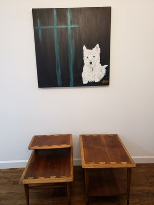 🐾MCM Original 1960's Lane Acclaim End Tables🐾 for Sale in Dallas, TX
