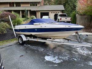 1700 Lrs regal with brand new motor! for Sale in Bellevue, WA