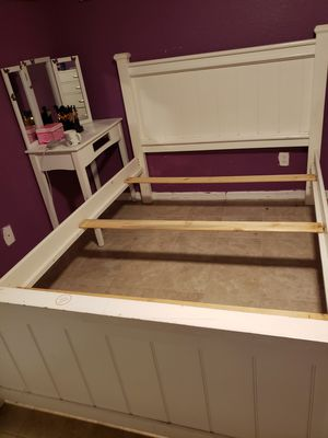 Full size bed for Sale in Wahneta, FL