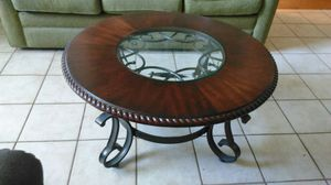 Coffee table Ashley Sig. Furniture Gambrey cocktail/coffee table for Sale in Murfreesboro, TN