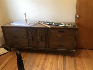 Dresser and night stand for Sale in Portland, OR