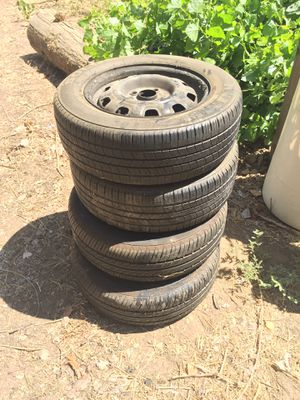 "14"" Tires and Rims for Sale in Sanger, CA"