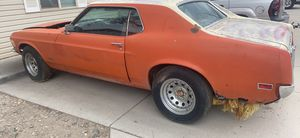 1970 Ford mustang GT Coupe for Sale in Grand Junction, CO