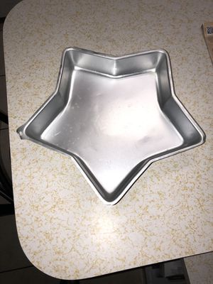 Cake pans $8.+8. shipping for Sale in Lakeland, FL