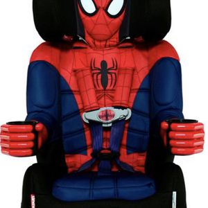 Kids'Embrace Marvel Ultimate Spider-Man Combination Harness Booster Car Seat for Sale in Phoenix, AZ