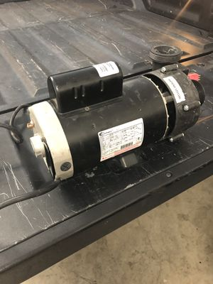Hot Tub Pump for Sale in Rancho Cucamonga, CA