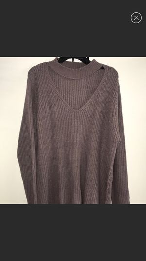 Tunic sweater for Sale in Cleveland, OH