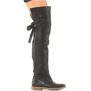 Frye Celia Thigh-High/Over the Knee Foldable Boots sz 9 for Sale in Tacoma, WA