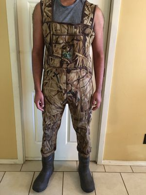 -XL 36 Boots Sz12Waders for Sale in Pasadena, TX