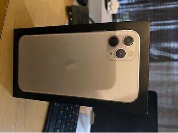 Brand new iPhone 11 pro max 512Gb unlock