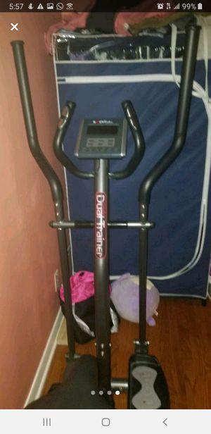champion body rider dual cardio elliptical for Sale in Morton Grove, IL