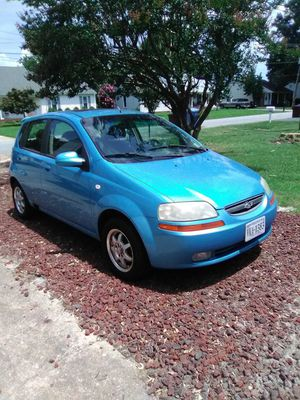 06 chevy aveo for Sale in Jacksonville, FL
