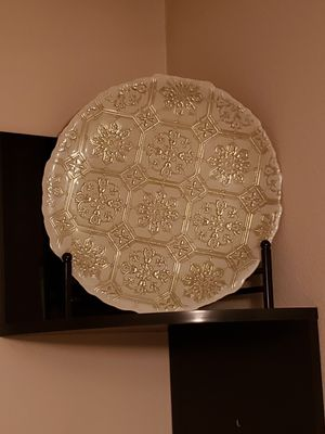 Decorative plate for Sale in Ankeny, IA
