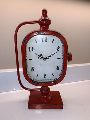 Faux Antique Clock for Sale in Savage, MN