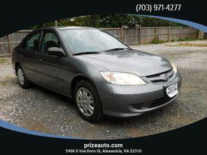 2005 Honda Civic for Sale in Alexandria, VA