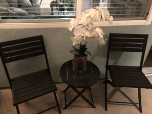 Patio Chairs for Sale in San Jose, CA