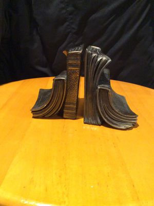 Vintage Brass Bookends for Sale in Fullerton, CA
