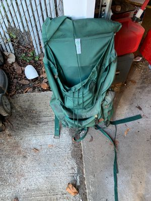 Framed hiking backpack for Sale in Tacoma, WA